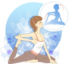 蓓蕊十月会员活动——美丽妈咪瑜伽课