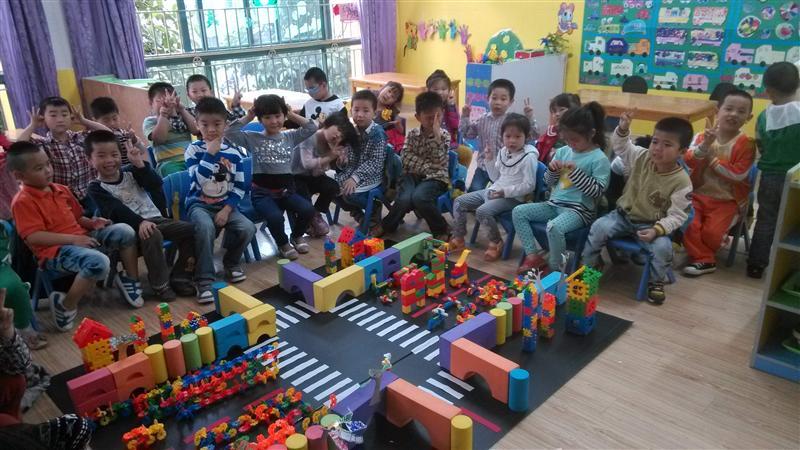 福州市马尾区名城大地幼儿园